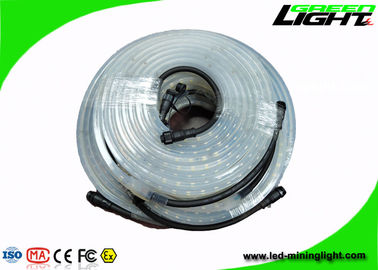 China SMD5050 Led Flex Strip Rope Light Underground Hard Rock Mining For Better Lighting factory