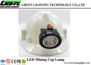 China Explosion Proof Rechargeable Mining Cap Lamps	GL2.5-B For Underground Miners factory