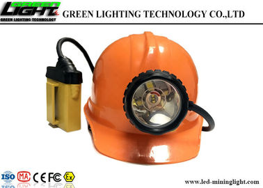 China Multi - Functional Underground Mining Cap Lamps , Mining Hard Hat Led Lights factory