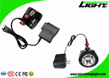 China Cap lamps hazardous locations miners +charger safety products with auxiliary lights battery camping factory
