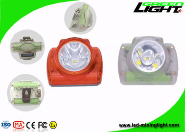 China 100000 Hours LED Tunnel Light Cordless Mining Luminaire Resistant With OLED Screen factory