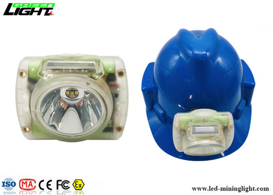 Lighting USB Rechargeable LED Safety Miner headlamp with led CREE Mining Head Lights